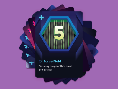 Control: Force Field
