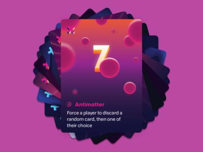 Control: Antimatter