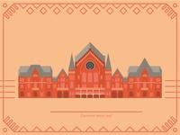 Cincinnati Music Hall | Queen City