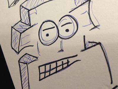 Critter sketch critter