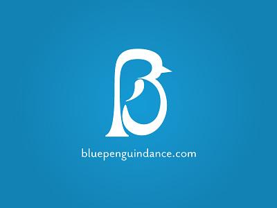 Blue Penguin logo logo