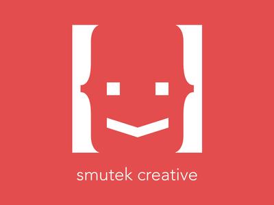 smutek creative logo logo