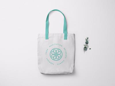 Urban Yogis Tote Bag Mockup