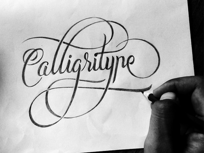 Calligritype