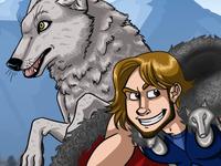 Wolf Summoner