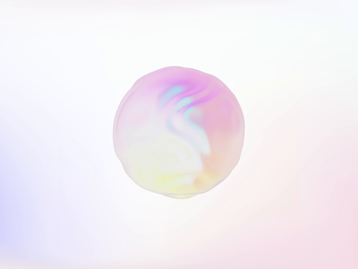 Voices of Translucency lightrender mesmerize ambientlight waterball 3dwater sphere chameleon 3dmotion abstract3danimation abstract3d ambient animation iridescence iridescent translucent translucency c4d maxon cinema4d