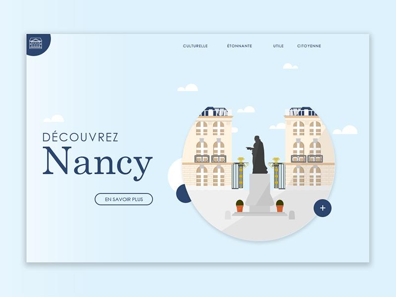 Nancy planstan france nancy design web ui