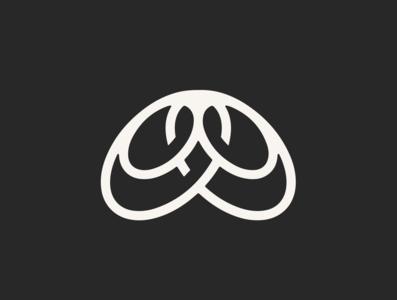Awesome Logo Design - 2 typography drawing logodesign flat vector branding logo illustrator logo design design