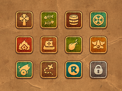 iPhone Game Achievements icons achievements iphone game
