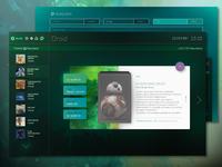 UI Challenge - Big Library