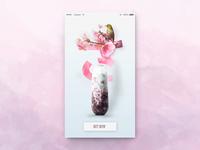 UI Challenge - Sakura Vase Store