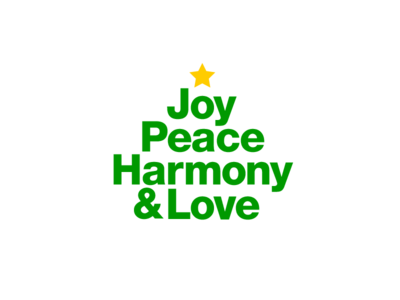 Joy, Peace, Harmony & Love