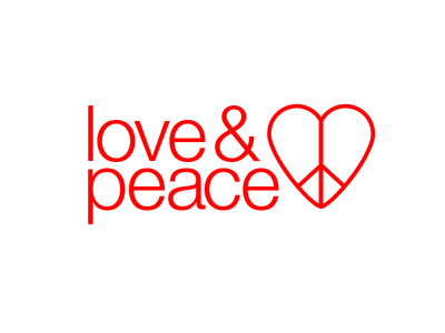 love & peace lovepeace minimal graphicdesign heart xmascard christmascard christmas xmas peaceandlove loveandpeace peace love