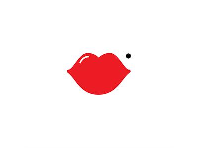 Lips graphicart artmemos red popart lipstick woman pop lips