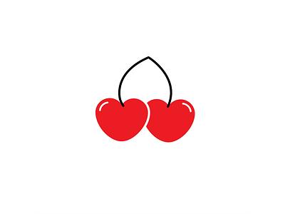 Cherries graphicart red cherry popart pop cherries