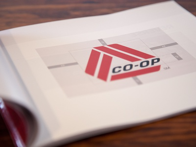 COOP Brand Guide Book