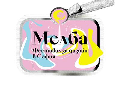 Melba Design Festival 2019 Intro motion design animation animento motion liquid motion motion graphics splash festival melba ice cream