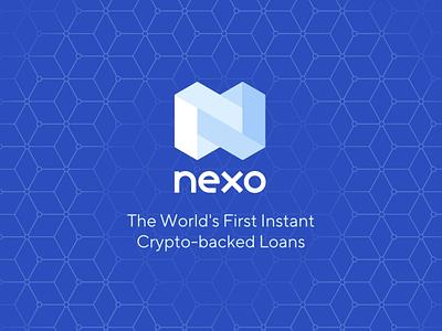 Nexo Logo Reveal motion logo reveal logo motion graphics motion design animento animation