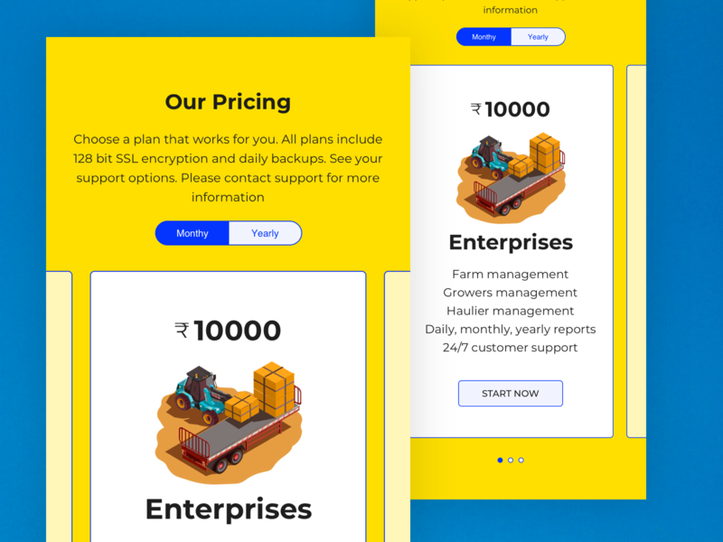 Pricing page enterprise app enterprise ux field notes farmers market farmers farmer farm enterprise pricing plans pricing table pricing plan animation pricing page pricing app agritech agriculture business  consulting agro agricultural agriculture