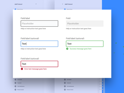 Text Fields labels label resting error success shadow overlays overlay drawing fieldddesigns field guide field notes fields field text fields dribbble dailyui text field design text