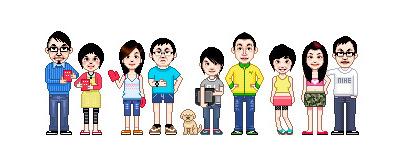 Pix oliang's friends
