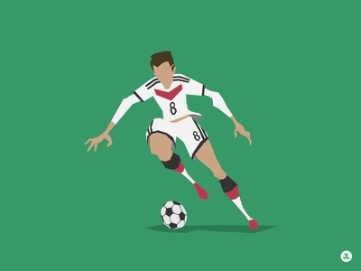 Mesut Özil brazil 2014 character design illustration futebol soccer mesut ozil world cup 2014