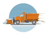 Minnesota Machines: Snow plow