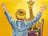 Giraffie Spread