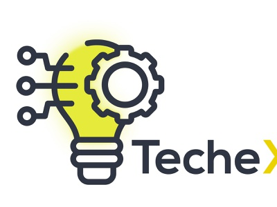 Tech X logos logo logodesign