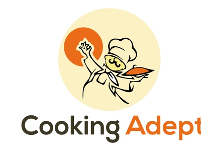 Cooking Adept logo design logos logo