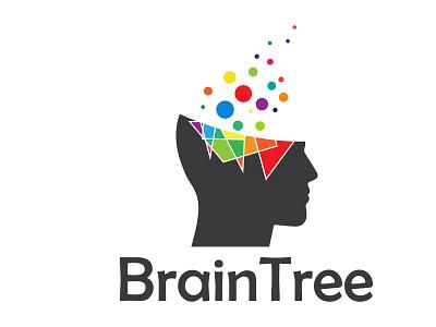 Brain Tree logos logo logodesign