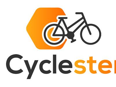 Cyclester logos logodesign logo