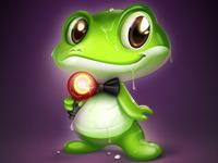 Guagua frog