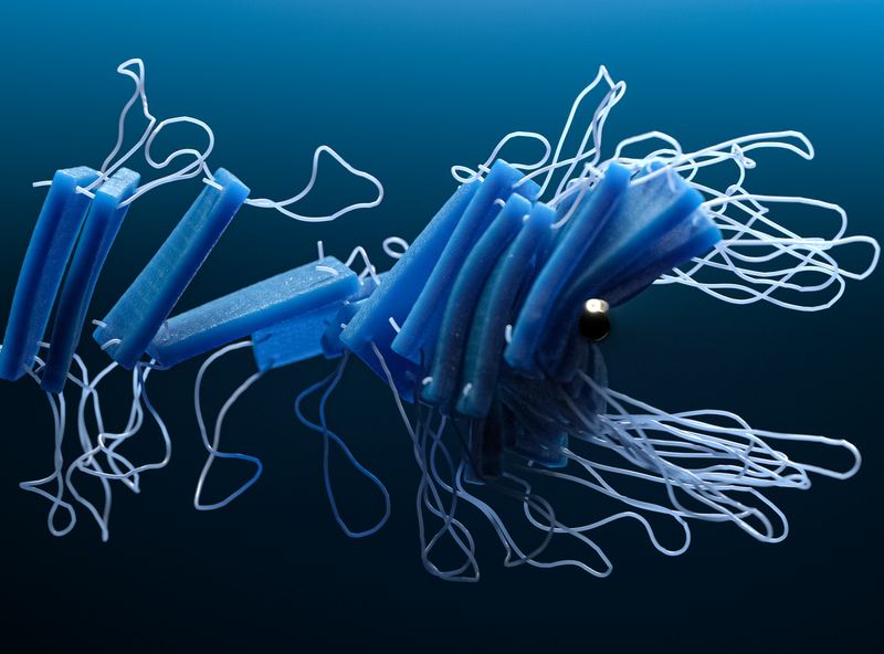 Quarantine Still shystudio motiondesign motion houdini cinema4d cgi animation 3d art 3d animation 3d