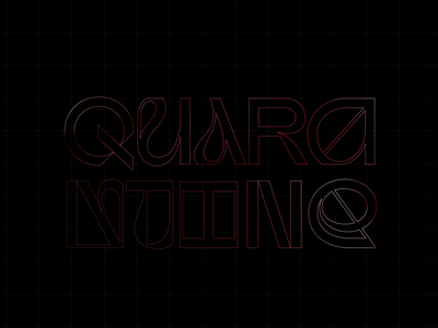 Quarantine Teaser 03 motiongraphics shystudio motiondesign houdini cinema4d cgi animation 3d art 3d animation 3d