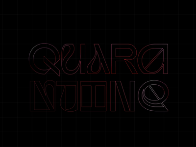 Quarantine Teaser 03 motiongraphics shystudio motiondesign houdini cinema4d cgi animation 3d art 3d animation 3d