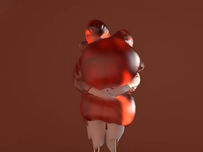 Quarantine motion motiongraphics 3d animation motiondesign cinema4d houdini cgi animation 3d art 3d