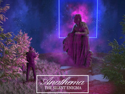 the silent enigma aftereffects cinema4d 3d art cover album cover arts