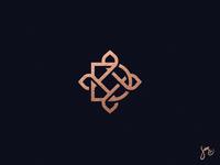 D | Lettermark