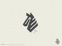 Zebra #10 | Sketch