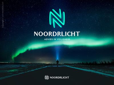 Noordrlicht } Logo Design