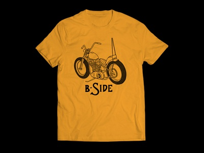 Support Good Times T Shirt Graphic chopper motorcycle handlettering typography lettering graphic design t shirt design illustration apparel design apparel