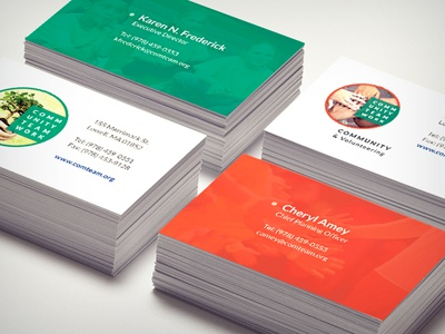 Community teamwork nonprofit business cards by figmints dribbble community teamwork nonprofit business cards colourmoves