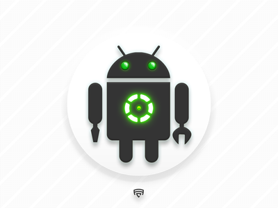 Android Settings icon screw mobile phone options google lollipop kitkat marshmallow preferences settings android