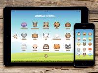 Animal Sound+ Rebound