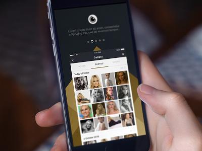 Source 4 krüger diane dark design app interface ui launch walkthrough ios