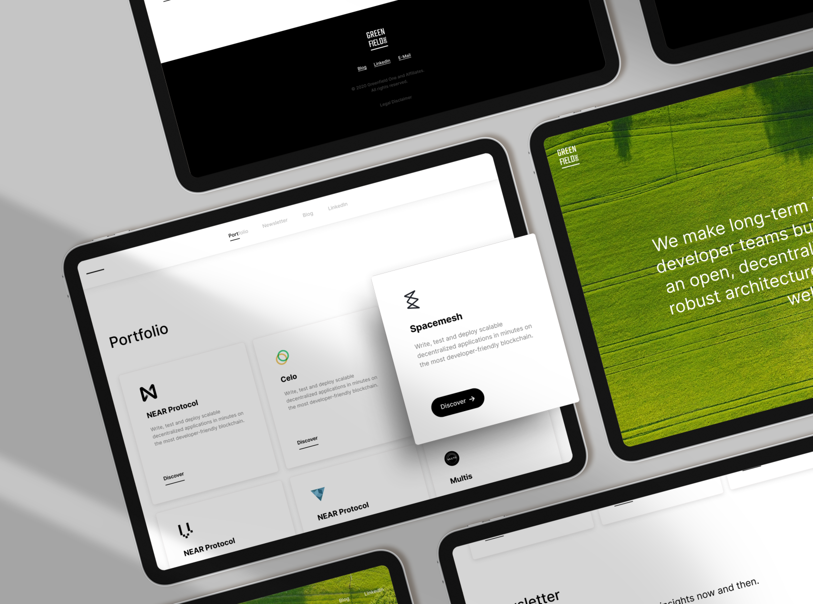 Greenfield Webdesign