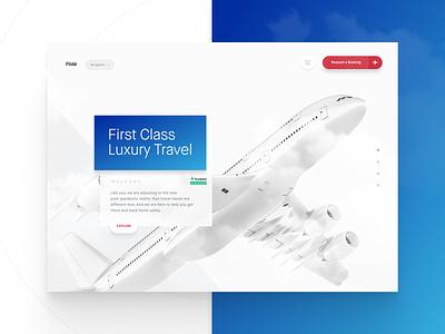 Flide Webdesign sketch premium mobile luxury interface framer cinema4d aftereffects 3d ux ui animation webdesign interaction travel