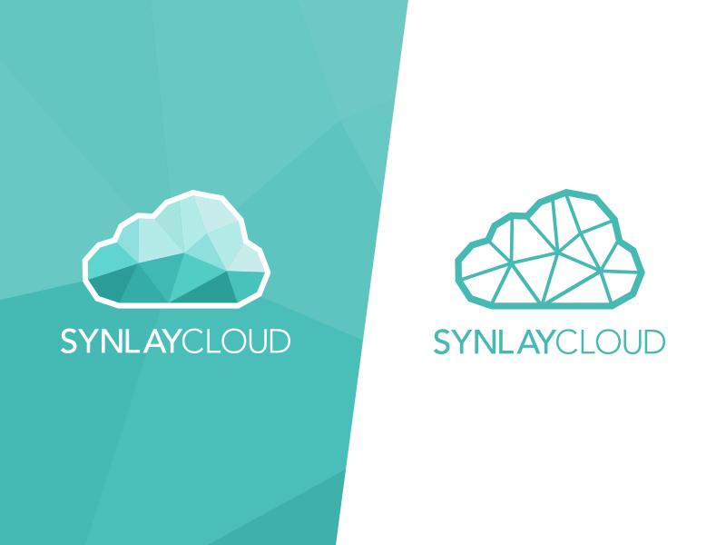synlay cloud logo by julius koroll dribbble dribbble