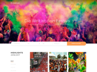 eventure webdesign